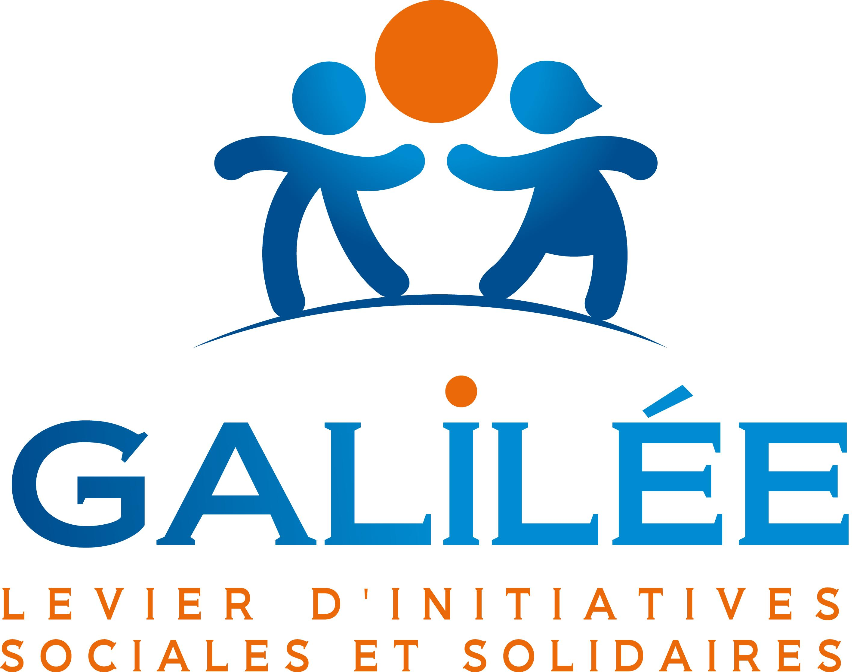 Logo de l'association GALILÉE
